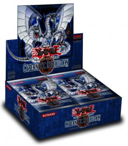 Cybernetic Revolution Booster Box