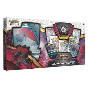 Shining Legends: Zoroark GX Special Collection