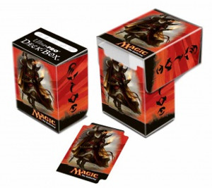 "Khans of Tarkir: ""Sarkhan, the Dragonspeaker"" Deck Box"