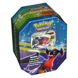 2009 Fall Collector's Tins: Pokebox Garchomp LV.X