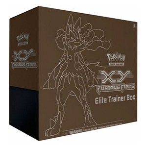 Elite Trainer Boxes