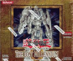 The Lost Millennium Booster Box