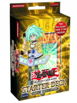 Starter Deck: Syrus Truesdale
