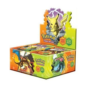 EX FireRed & LeafGreen Booster Box