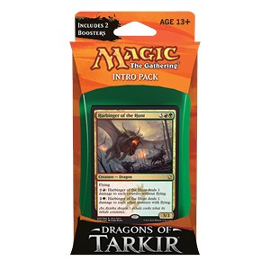 Dragons of Tarkir: Intro Pack (RG)