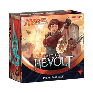 Äther-Rebellion Prerelease Pack