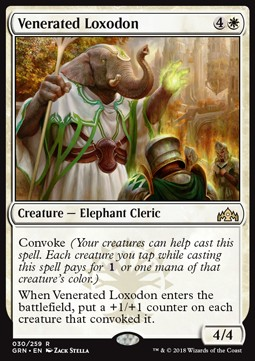 Venerated Loxodon