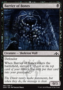=Barrier of Bones