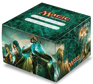Conspiracy: Dual Deck Box (incl. 80 Sleeves)