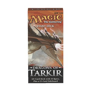 Dragons of Tarkir: Event Deck