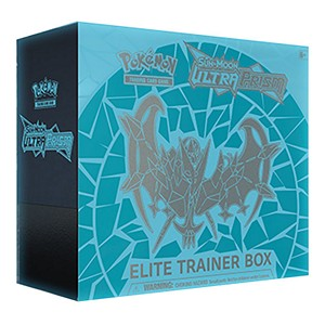 Elite Trainer Box de Ultra Prisme (Dawn Wings Necrozma)