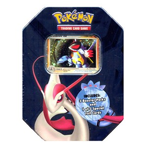 2007 Spring Collector's Tins: Milotic Tin-Box (International)