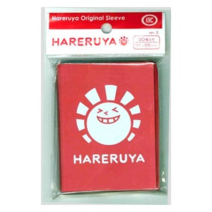 50 Hareruya Sleeves (Red)