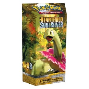 HeartGold & SoulSilver: Growth Clash Theme Deck