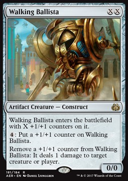 Walking Ballista