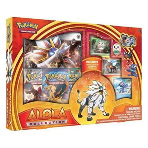Alola Collection: Solgaleo Collection
