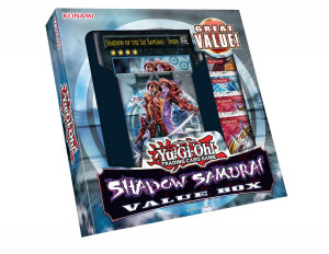 Shadow Samurai Value Box