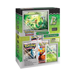 Super Snivy Box