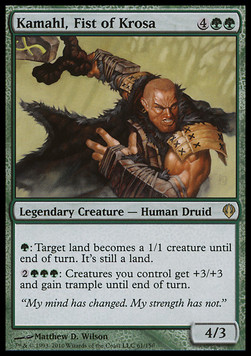 The 5 Best Mono-Green Commanders to Go Big With | Cardmarket
