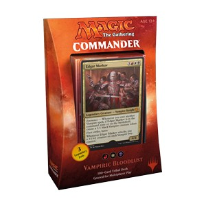 "Commander 2017: ""Vampiric Bloodlust"" Deck"