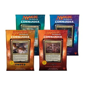 Set de Mazos de Commander 2017