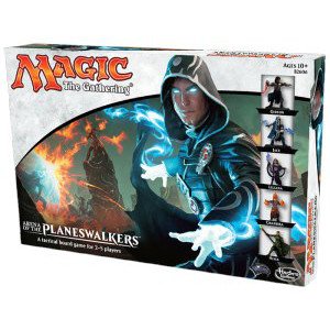 """Arena of the Planeswalkers"" Board Game"