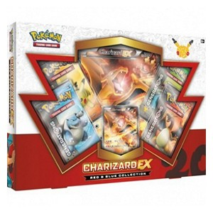 Red & Blue Collections: Charizard EX Collection