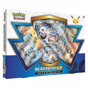 Red & Blue Collections: Blastoise EX Collection
