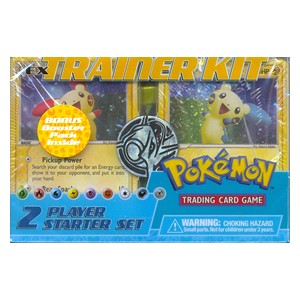 EX Trainer Kit 2