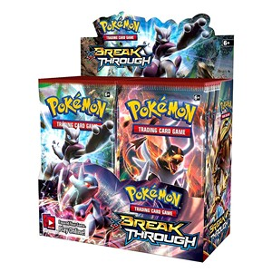 BREAKthrough Booster Box