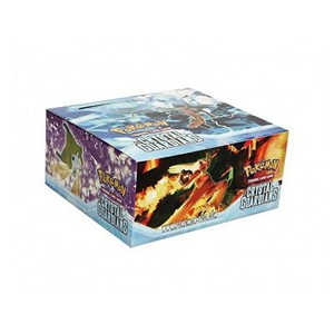 EX Crystal Guardians Booster Box