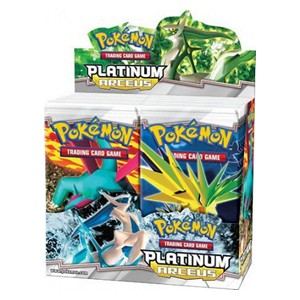 Arceus Booster Box