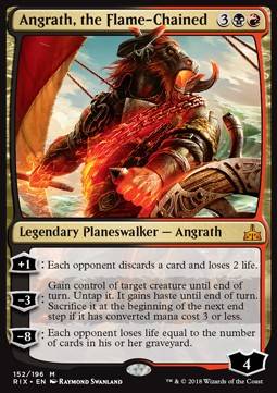 Angrath, the Flame Chained
