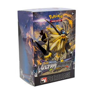 Ultra Prism Prerelease Pack
