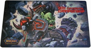 Continental Championship 2011 Playmat