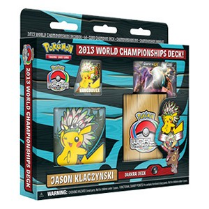 WCD 2013: Darkrai Deck