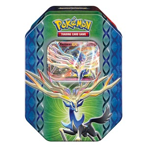 Legends of Kalos Tins: Pokebox Xerneas-EX