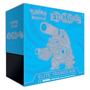 Elite Trainer Box de Évolutions (Blastoise)