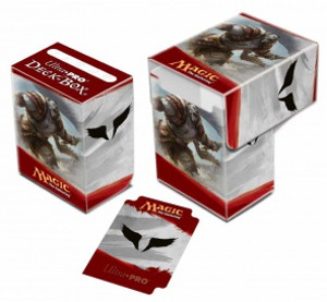 "Khans of Tarkir: ""Zurgo Helmsmasher"" Deck Box"