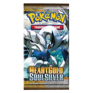 HeartGold & SoulSilver Booster