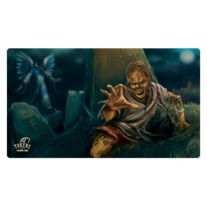 Tokens for MTG: Zombie Playmat