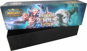 Empty Throne of the Tides Epic Collection box