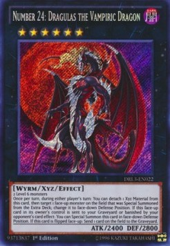 Number 24: Dragulas the Vampiric Dragon
