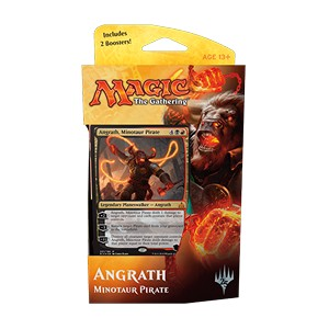 "Rivals of Ixalan: ""Angrath, Minotaur Pirate"" Planeswalker Deck"