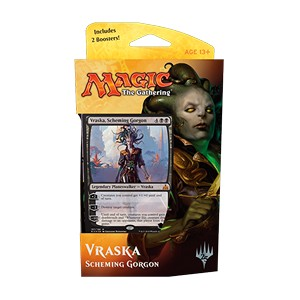 "Rivals of Ixalan: ""Vraska, Scheming Gorgon"" Planeswalker Deck"