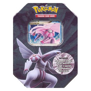 2008 Spring Collector's Tins: Pokebox Palkia LV.X