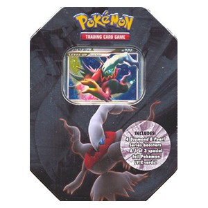 2008 Spring Collector's Tins: Pokebox Darkrai LV.X