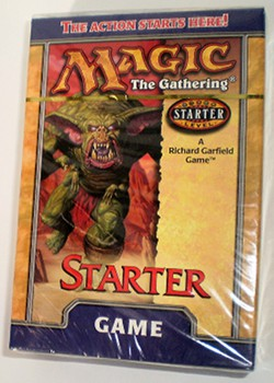 Starter 1999: 2 Player Starter Set