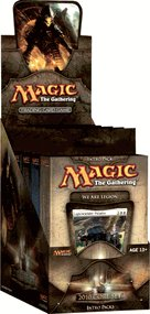 Caja de Intro Packs de Magic 2010