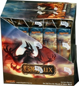 Caja de Intro Packs de Conflux